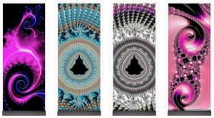 New Yoga Mat Collection From Artist Matthias Hauser
